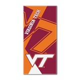 "Virginia Tech ""Puzzle"" Oversized Beach Towel"