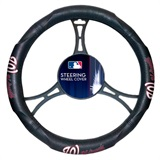 Washington Nationals MLB Car Steering Wheel Cover