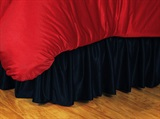 Washington Wizards Bedskirt Full