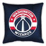 Washington Wizards Sidelines Toss Pillow