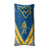 West Virginia Folding Body Pillow