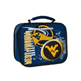 "West Virginia Mountaineers NCAA ""Accelerator"" Lunch Cooler"