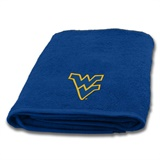 West Virginia Mountaineers NCAA Bath Towel