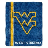 "West Virginia Mountaineers NCAA ""Jersey"" Sherpa Throw"