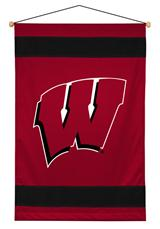 Wisconsin Badgers Sidelines Wallhanging