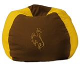 Wyoming Cowboys NCAA Bean Bag Chair